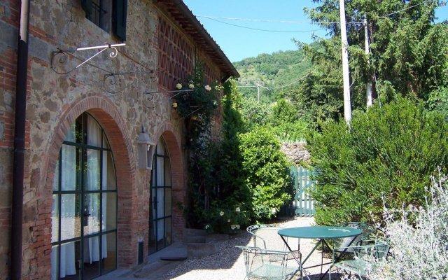 Отель Fattoria di Mandri Реггелло вид на фасад