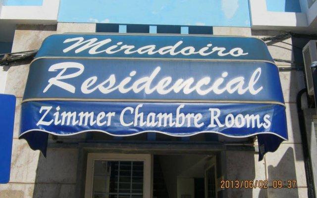 Отель Residencial Miradoiro Портимао вид на фасад