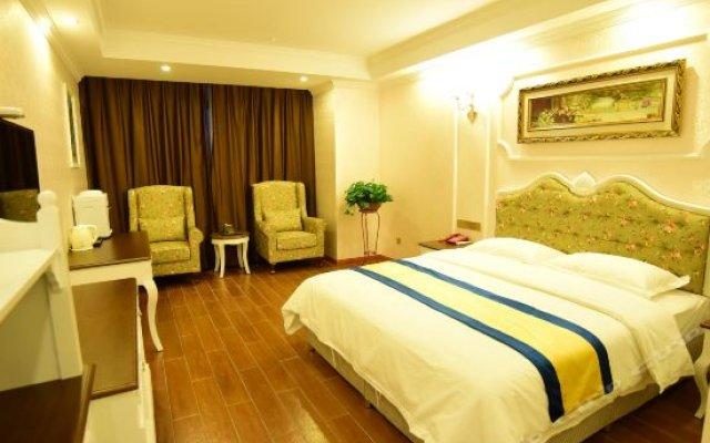 Kailaidi Business Hotel комната для гостей