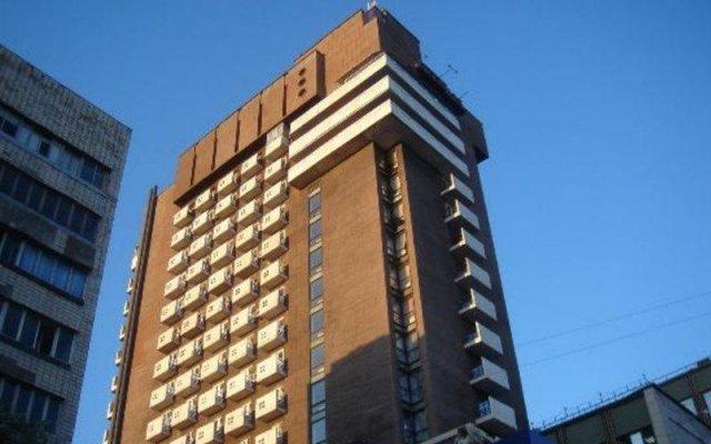 Экспресс Отель вид на фасад