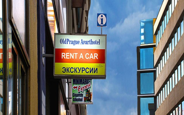 Prague City Center Apartments
