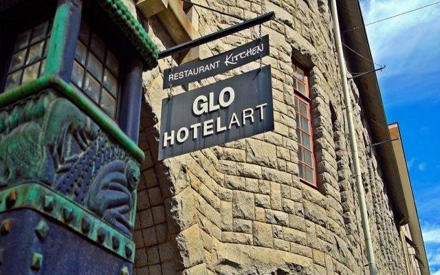 Отель GLO Hotel Art Финляндия, Хельсинки - - забронировать отель GLO Hotel Art, цены и фото номеров вид на фасад