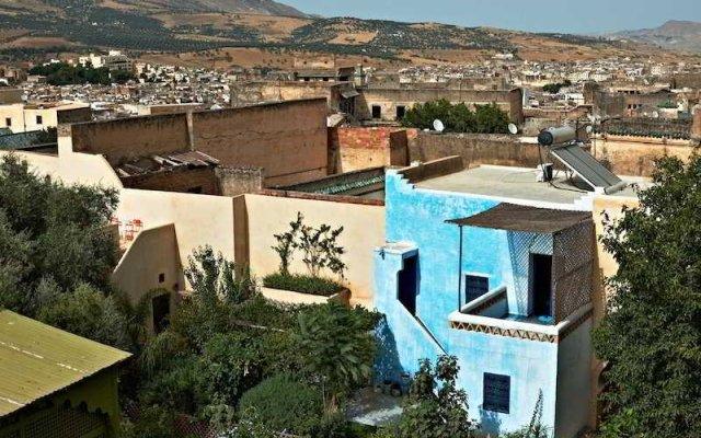 Отель Le Jardin Des Biehn Марокко, Фес - отзывы, цены и фото номеров - забронировать отель Le Jardin Des Biehn онлайн вид на фасад