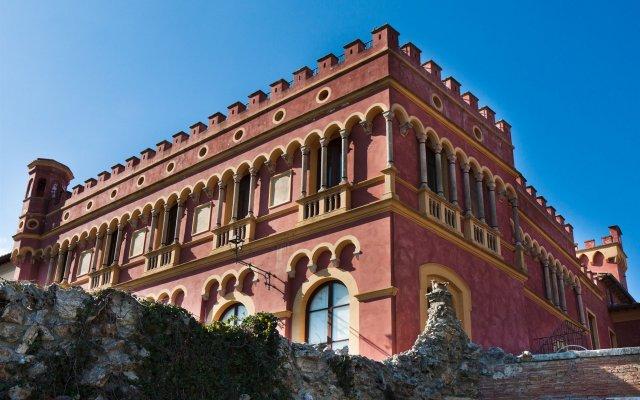 Отель San Ruffino Resort Италия, Лари - отзывы, цены и фото номеров - забронировать отель San Ruffino Resort онлайн вид на фасад