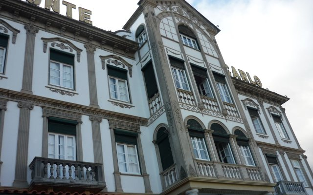 Отель Monte Carlo Португалия, Фуншал - отзывы, цены и фото номеров - забронировать отель Monte Carlo онлайн вид на фасад