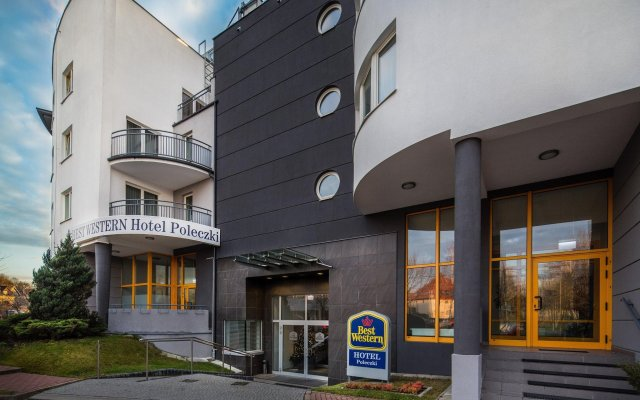 Best Western Hotel Poleczki вид на фасад
