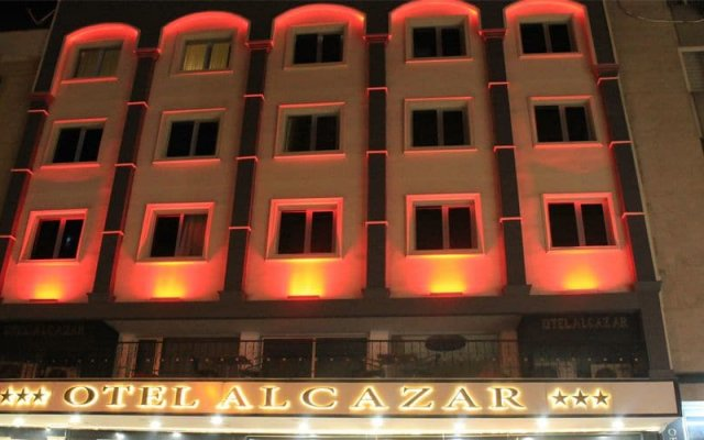 Otel Alcazar Турция, Кахраманмарас - отзывы, цены и фото номеров - забронировать отель Otel Alcazar онлайн вид на фасад