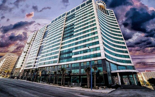 Отель Grand Mogador CITY CENTER - Casablanca Марокко, Касабланка - отзывы, цены и фото номеров - забронировать отель Grand Mogador CITY CENTER - Casablanca онлайн вид на фасад