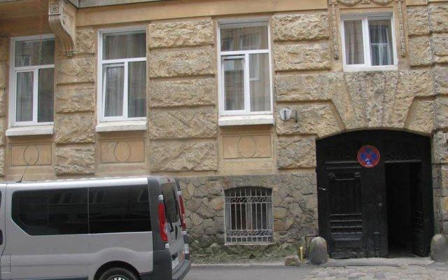 Хостел Колибри Львов вид на фасад