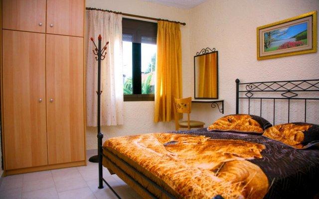 Отель Katerina Apartments Греция, Пефкохори - отзывы, цены и фото номеров - забронировать отель Katerina Apartments онлайн комната для гостей