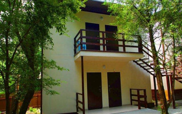 Гостиница Guest House Lesnik вид на фасад