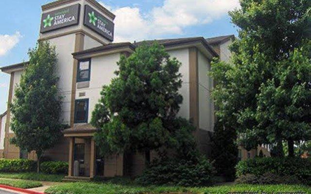 Отель Extended Stay America Atlanta - Morrow вид на фасад