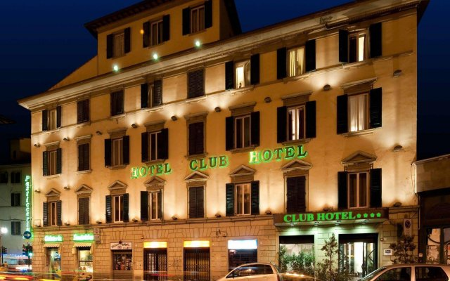 Отель c-hotels Club вид на фасад