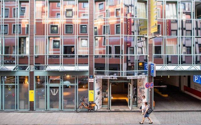 Отель wombat's CITY HOSTEL - Munich Германия, Мюнхен - 1 отзыв об отеле, цены и фото номеров - забронировать отель wombat's CITY HOSTEL - Munich онлайн вид на фасад