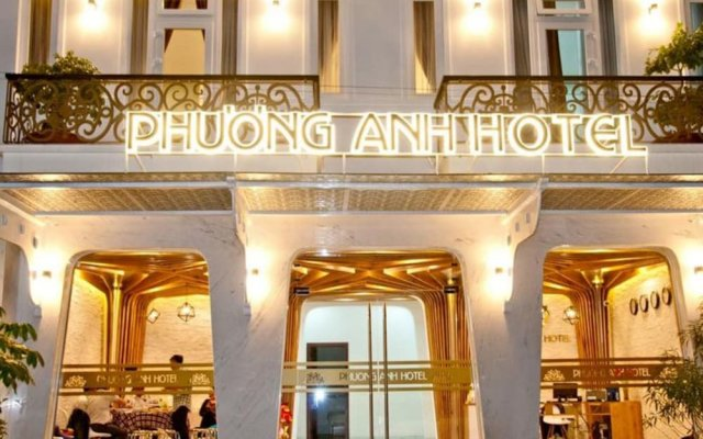 Phuong Anh Golf Valley Hotel Далат вид на фасад