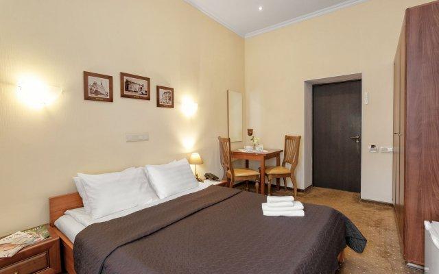 Langeron Park hotel комната для гостей