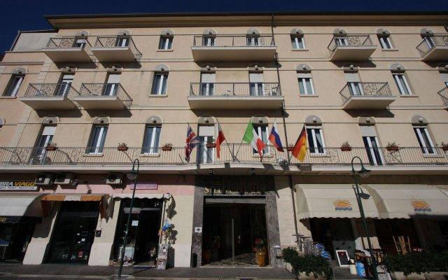 Hotel Stella d'Italia вид на фасад