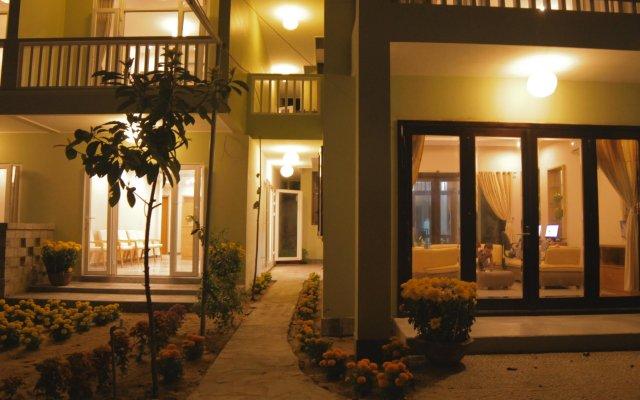 Отель Jolie Villa Hoi An Вьетнам, Хойан - отзывы, цены и фото номеров - забронировать отель Jolie Villa Hoi An онлайн вид на фасад