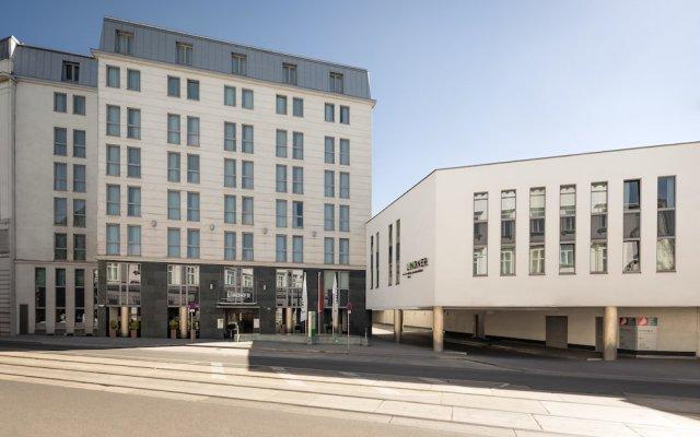 Lindner Hotel Am Belvedere вид на фасад