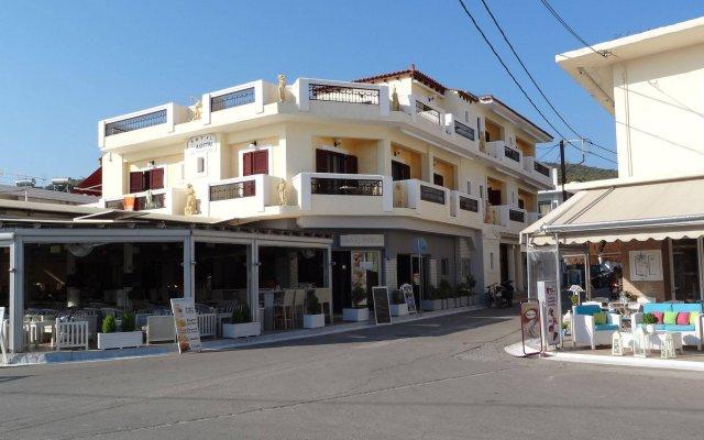 Отель Agistri Греция, Агистри - отзывы, цены и фото номеров - забронировать отель Agistri онлайн вид на фасад