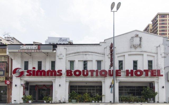 Отель OYO Rooms Bukit Bintang Extension Малайзия, Куала-Лумпур - отзывы, цены и фото номеров - забронировать отель OYO Rooms Bukit Bintang Extension онлайн вид на фасад