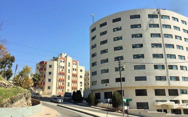 Отель Sami Apartments Иордания, Амман - 1 отзыв об отеле, цены и фото номеров - забронировать отель Sami Apartments онлайн вид на фасад