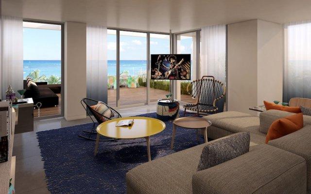 Отель W Ibiza комната для гостей