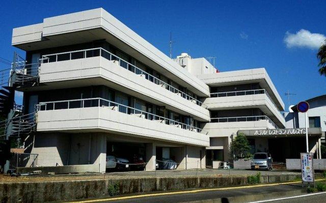 Отель Pals Inn Katsuura Кусимото вид на фасад