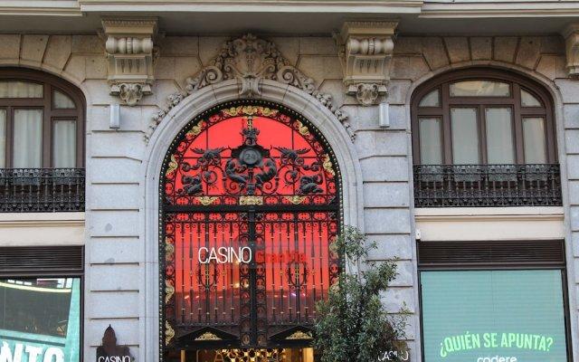 Отель Casa de Huespedes Lourdes вид на фасад