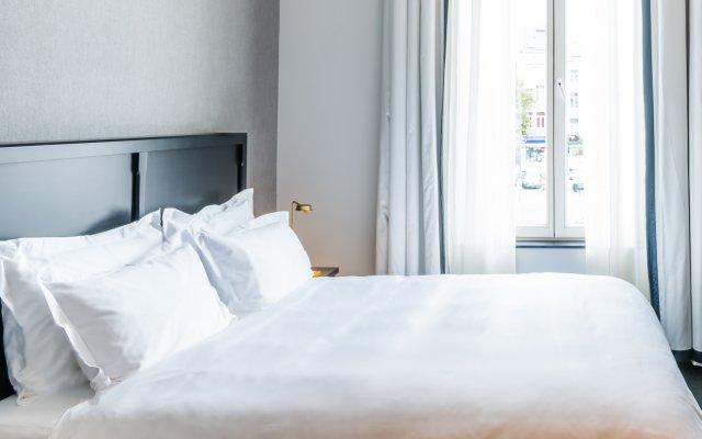 Отель Pillows Grand Hotel Place Rouppe Бельгия, Брюссель - 2 отзыва об отеле, цены и фото номеров - забронировать отель Pillows Grand Hotel Place Rouppe онлайн комната для гостей