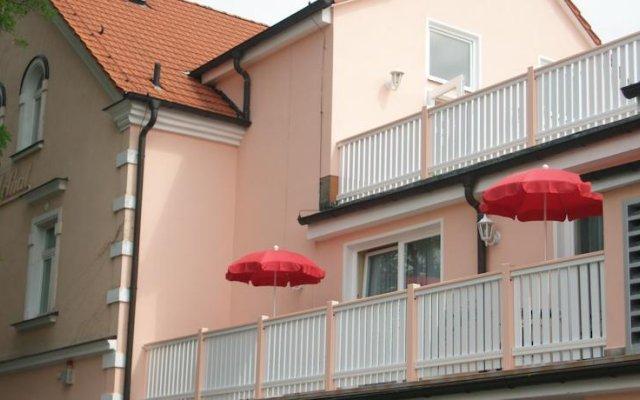 Отель Carl von Clausewitz Германия, Либертволквиц - отзывы, цены и фото номеров - забронировать отель Carl von Clausewitz онлайн вид на фасад