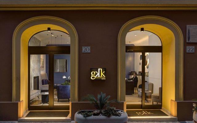 Отель GKK Exclusive Private Suites вид на фасад