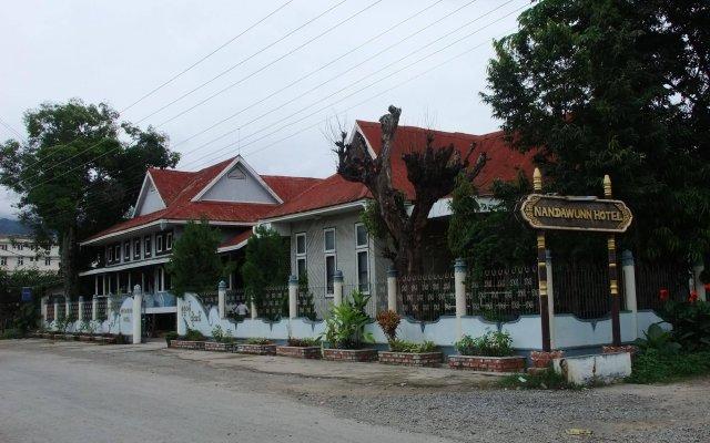 Nanda Wunn Hotel - Hostel вид на фасад
