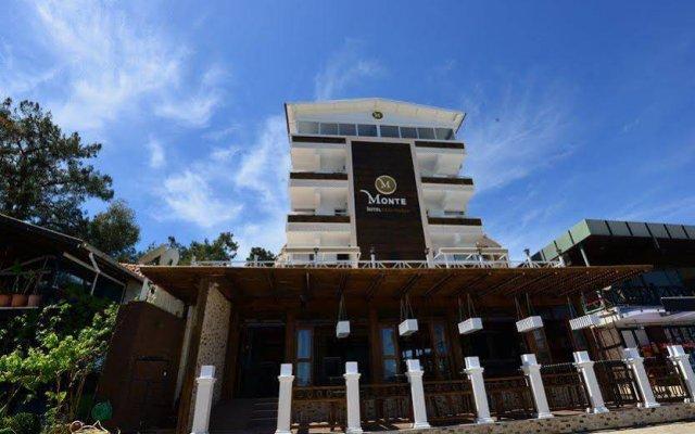 Monte Hotel вид на фасад