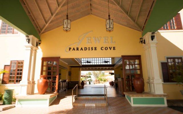 Отель Jewel Paradise Cove Adult Beach Resort & Spa вид на фасад