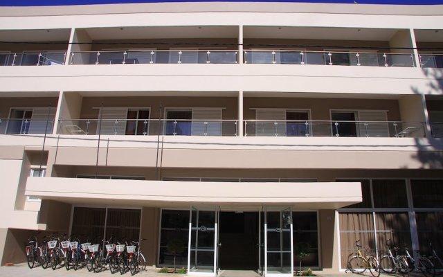 Отель Agela Apartments Греция, Кос - отзывы, цены и фото номеров - забронировать отель Agela Apartments онлайн вид на фасад