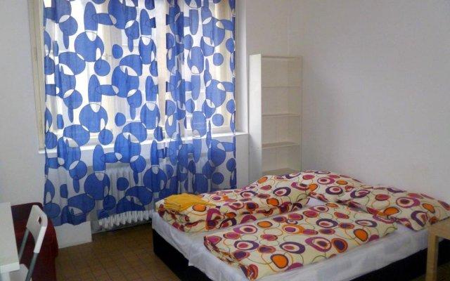 Отель Hostel Daniela Чехия, Прага - отзывы, цены и фото номеров - забронировать отель Hostel Daniela онлайн комната для гостей