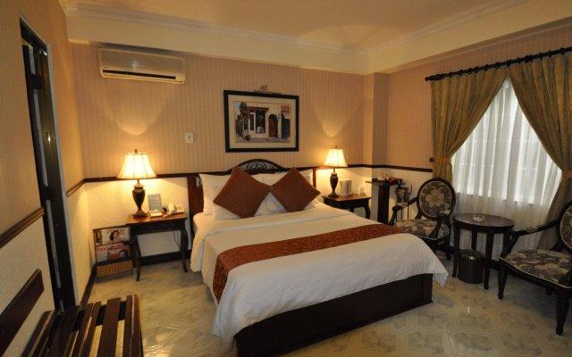 Sunflower Hotel & Spa комната для гостей
