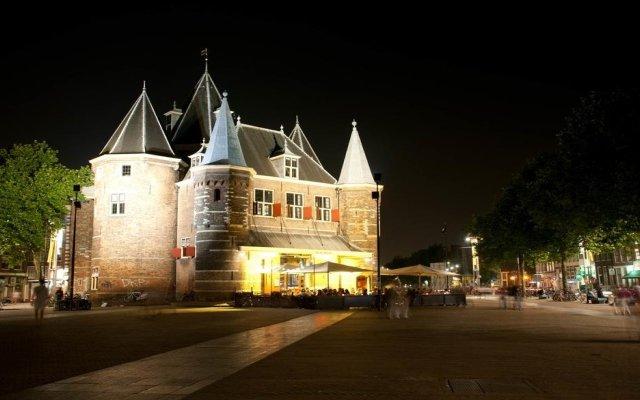 Отель De Korenbloemen вид на фасад