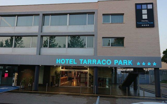 Отель Tarraco Park Tarragona вид на фасад