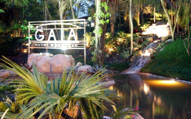 Отель Gaia Hotel And Reserve - Adults Only Коста-Рика, Кепос - отзывы, цены и фото номеров - забронировать отель Gaia Hotel And Reserve - Adults Only онлайн вид на фасад