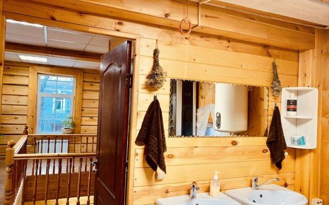 Гостиница Teremok - Hostel в Иркутске отзывы, цены и фото номеров - забронировать гостиницу Teremok - Hostel онлайн Иркутск вид на фасад