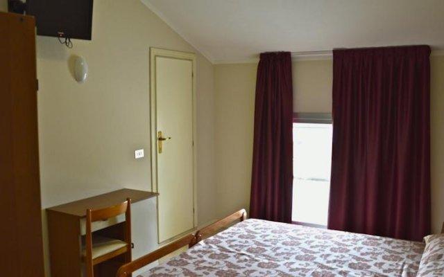 Hotel Roma Гаттео-а-Маре комната для гостей