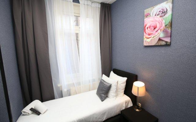 Отель Budget Hotel Flipper Нидерланды, Амстердам - 2 отзыва об отеле, цены и фото номеров - забронировать отель Budget Hotel Flipper онлайн вид на фасад