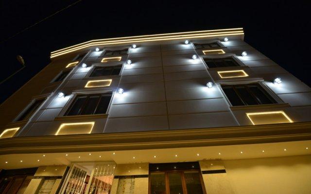 Отель Sahra Airport вид на фасад