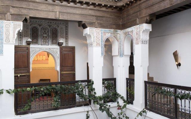 Отель Riad Assala Марокко, Марракеш - отзывы, цены и фото номеров - забронировать отель Riad Assala онлайн вид на фасад