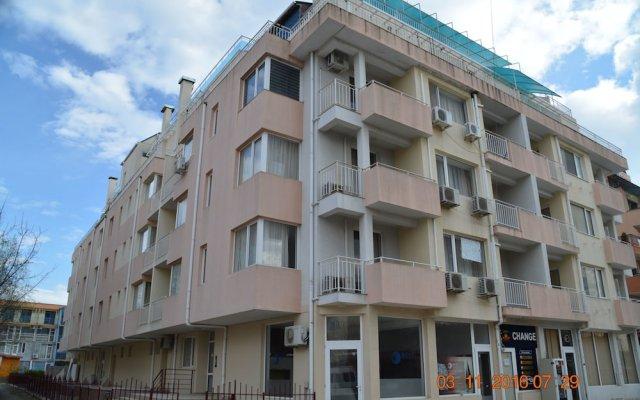 Апартаменты Salena вид на фасад