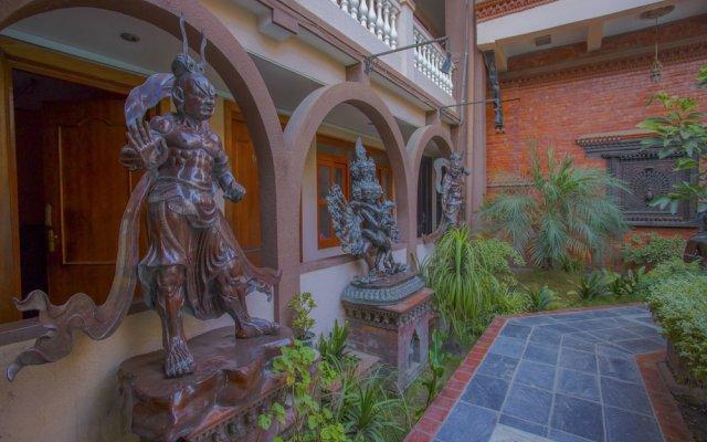 Отель OYO 235 Hotel Goodwill Непал, Лалитпур - отзывы, цены и фото номеров - забронировать отель OYO 235 Hotel Goodwill онлайн вид на фасад