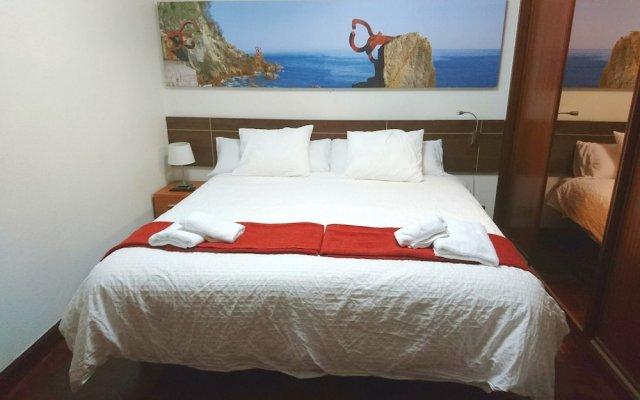 Отель Pensión Amara Испания, Сан-Себастьян - отзывы, цены и фото номеров - забронировать отель Pensión Amara онлайн комната для гостей