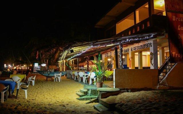 Отель Apollo Hikkaduwa Шри-Ланка, Хиккадува - отзывы, цены и фото номеров - забронировать отель Apollo Hikkaduwa онлайн вид на фасад
